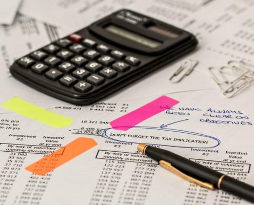 Presentación de los libros contables de 2017