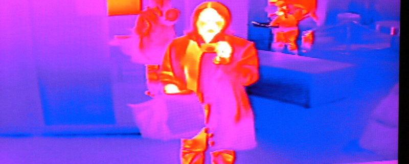 Camaras térmicas y control de temperatura